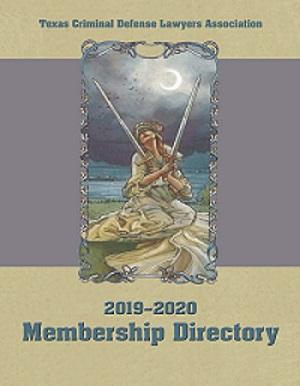 Membership Directory 2019-20