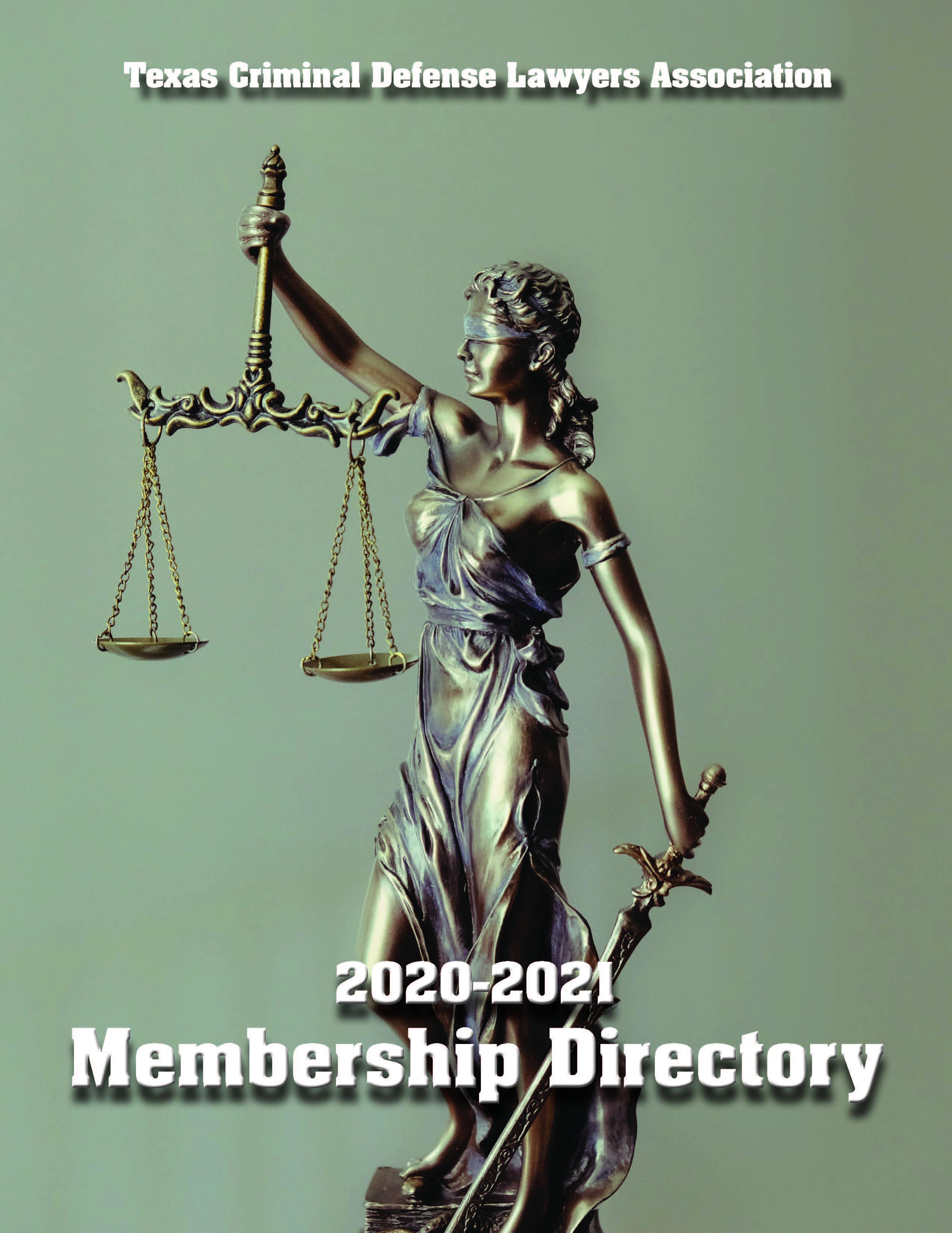Membership Directory 2020-21