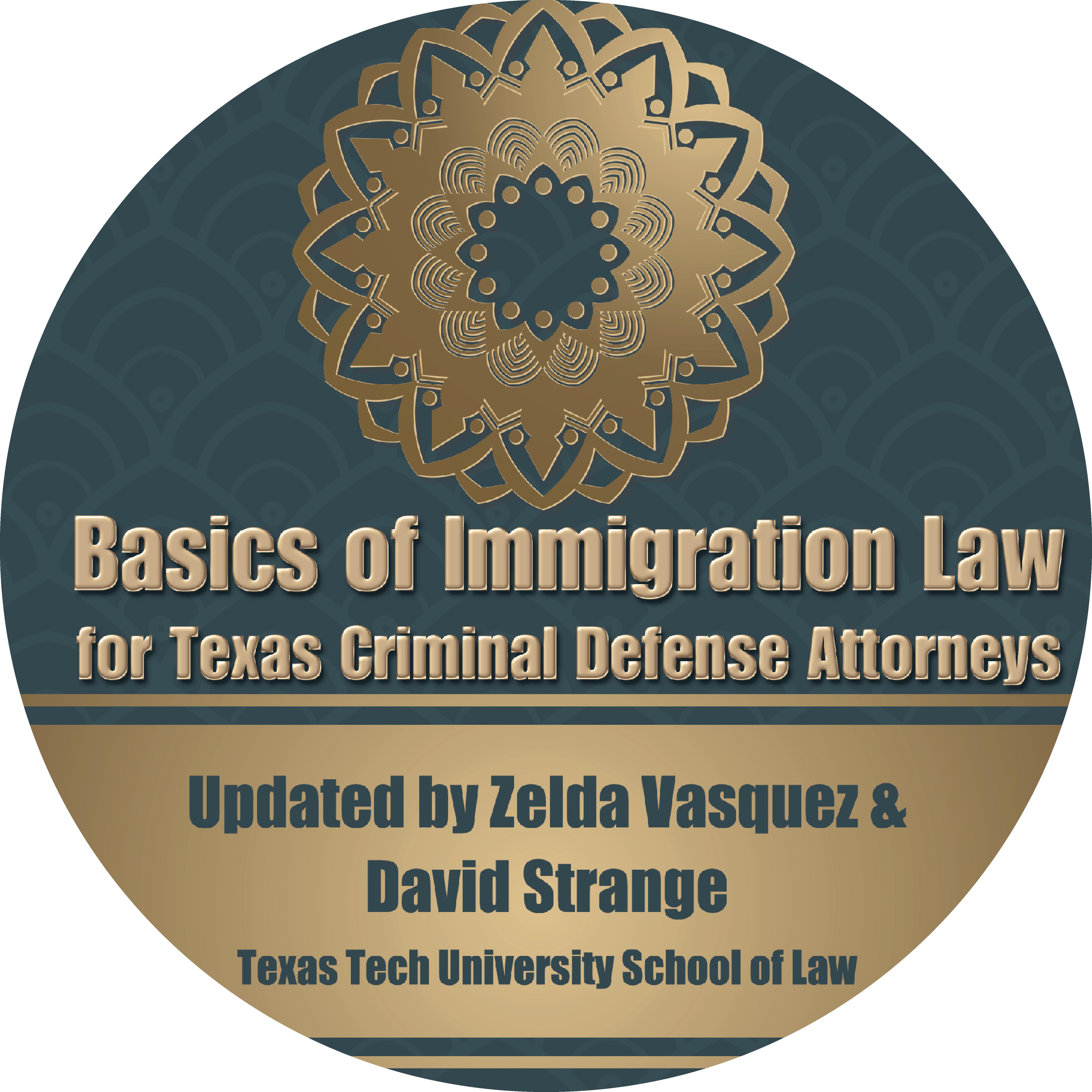 Basics of Immigration CD, 2019-20