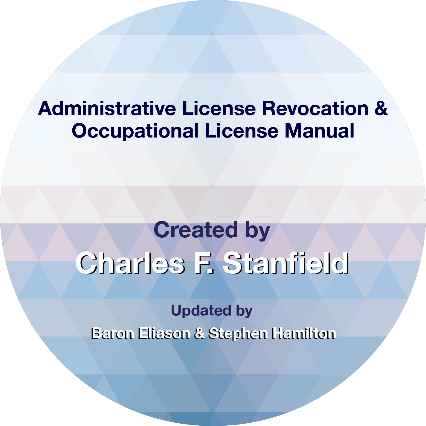 ALR/Occupational License CD, 2019-20
