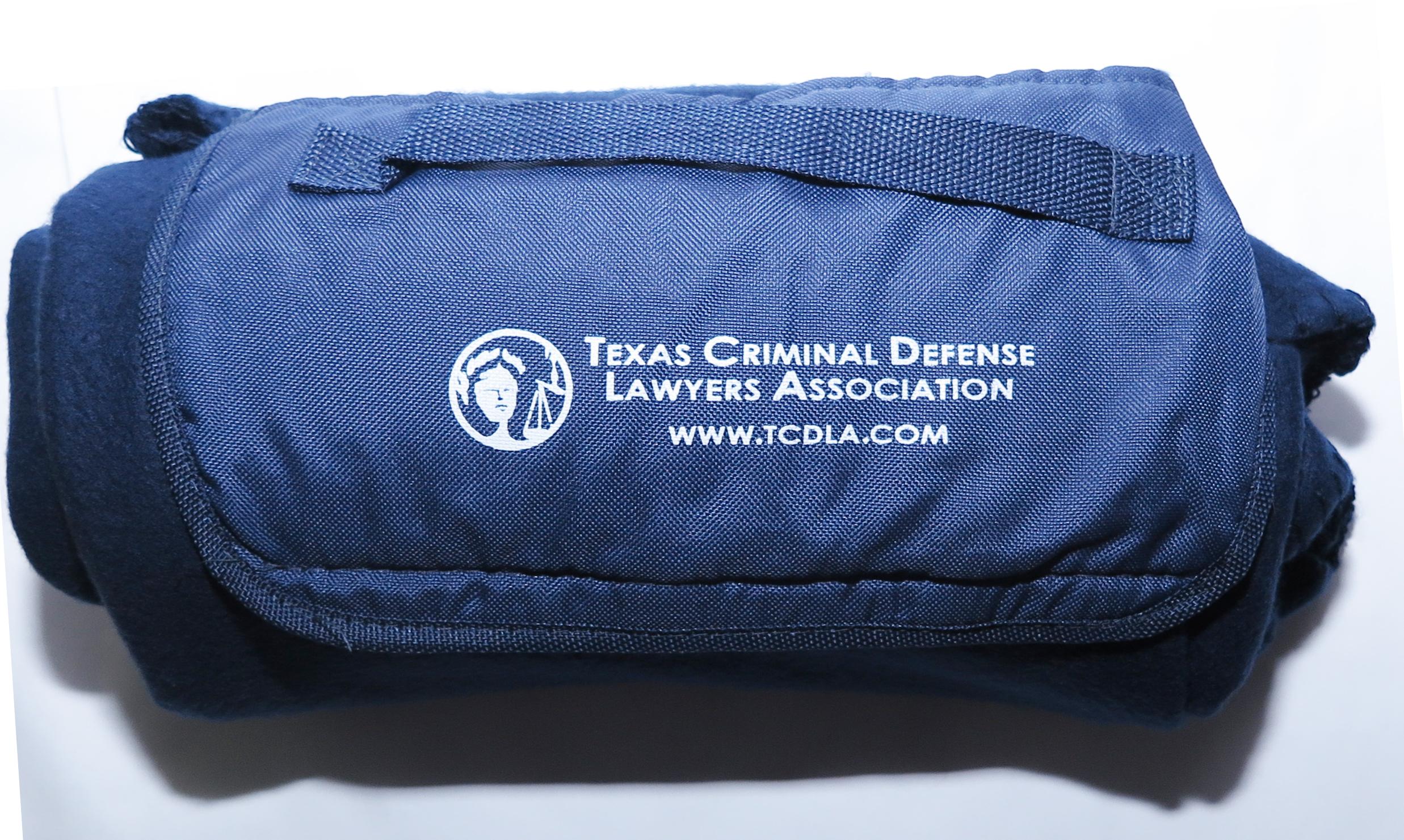 TCDLA Blanket - Navy