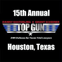 15th Annual Top Gun DWI