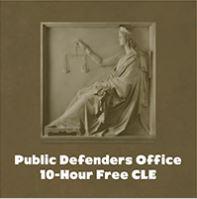 9th Annual 10-Hr Free CLE W/ HCPDO